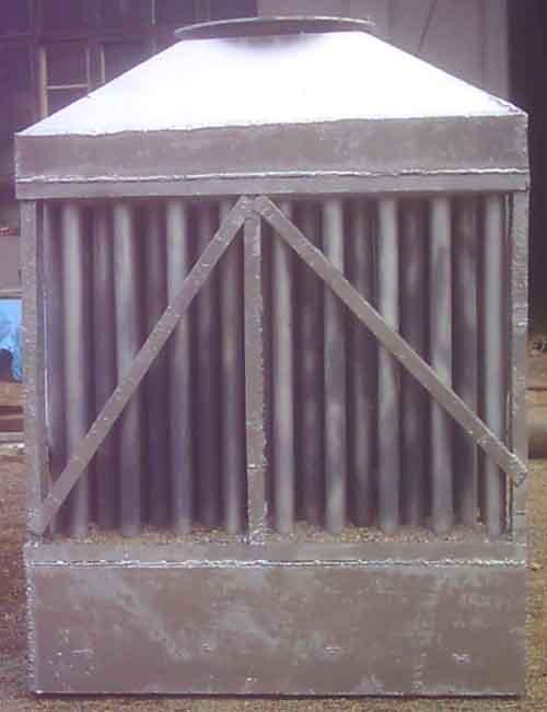 陶瓷高温换热器