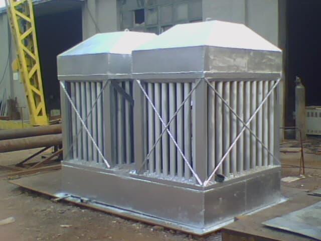 陶瓷换热器耐高温节能