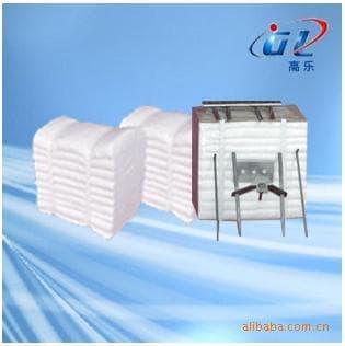 粘土砖窑保温专用陶瓷纤维模块施工
