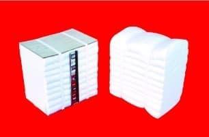 平顶窑保温模块硅酸铝纤维模块