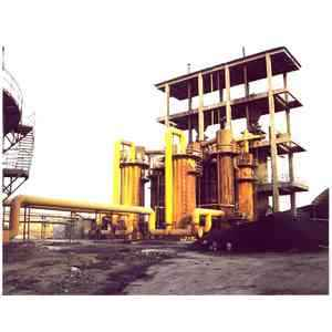 供应双段式煤气发生炉