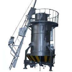 燃煤煤气发生炉