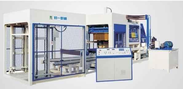 节能环保免烧砖生产线设备
