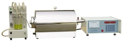 KZDL-B4微机快速重油测硫仪