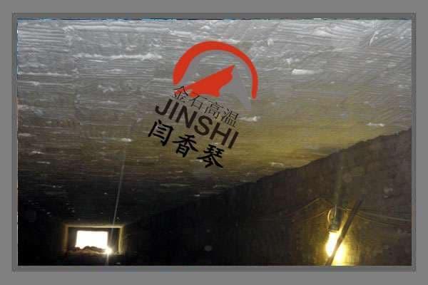隧道窑耐火棉吊装