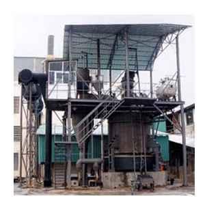 供应单段式煤气发生炉