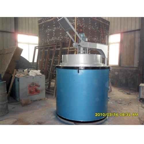 氢气推板窑炉结构图