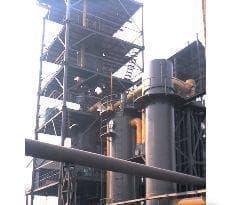 两段式煤气发生炉冷站(水冷)
